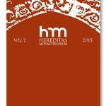 """Hereditas Monasteriorum"", 6, 2015"